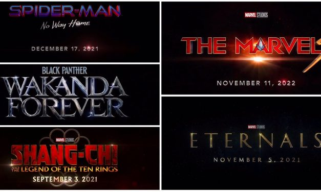 Marvel unveils first look of Eternals, teases 10 MCU Phase 4 films with release dates