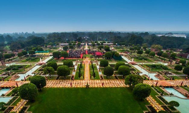 President Kovind to open 'Udayanotsav', know everything about Mughal Garden visit