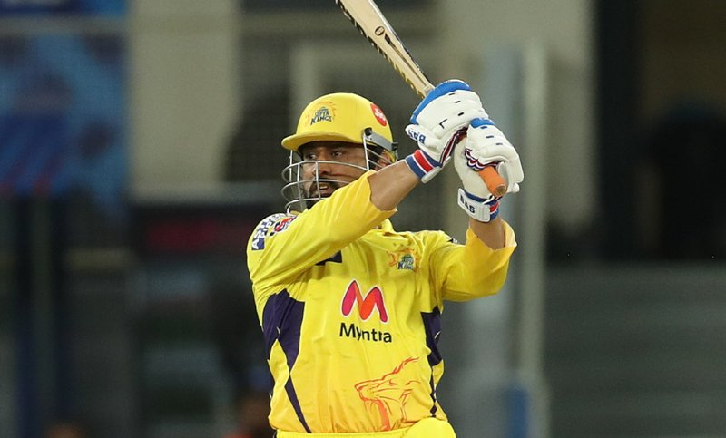 DC VS CSK Qualifier 1: Vintage MS Dhoni Finishes Off in Style, Hattrick of 4s Shuts Critics