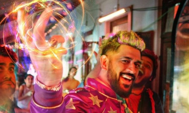 IPL 2021-MS Dhoni's Latest Look Revealed in a Picture Shared by Official Broadcasters of IPL