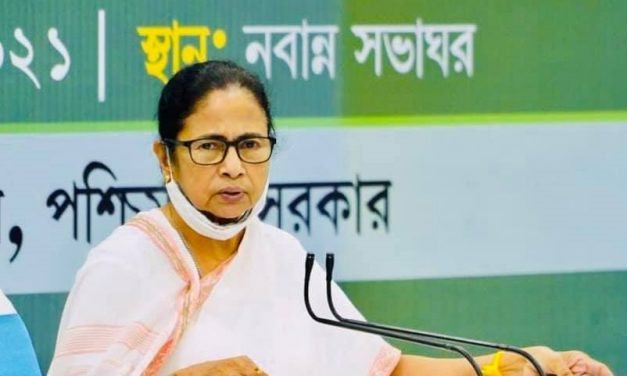 """Mamata Banerjee Claims Poll Violence in West Bengal """"BJP's Gimmick"""""""