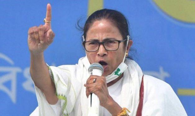 """Shameless Prime Minister"": West Bengal CM Mamata Banerjee Attacks PM Yet Again"