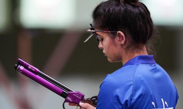 Tokyo Olympics: Pistol Breakdown Costs Manu Bhaker a Position in 10m Air Pistol Qualifier Round