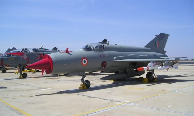 """IAF group captain killed after MiG-21 Bison meets with """"fatal accident"""""""