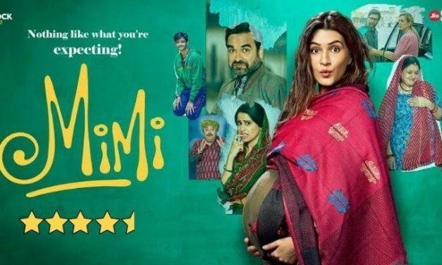 Mimi Review: Pankaj Tripathi and Kriti Sanon Takes a Stroll on an Emotional Path through Societal Taboo