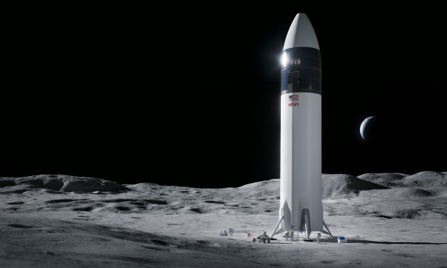 Elon Musk's SpaceX wins $2.9 Billion worth of contract from Nasa for its Moon Lander