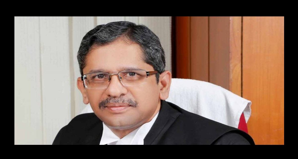 India gets its new Chief Justice of India N.V. Ramana; Who is CJI Ramana?