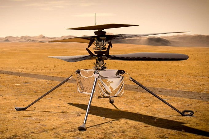 NASA'S Perseverance rover all set to deploy mini-helicopter called Ingenuity