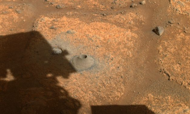 NASA Mars Rover Fails to Collect Rock Samples While Searching for Signs of Alien Life