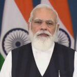 PM Narendra Modi on India Achieving 100 Crore COVID-19 Vaccine Jabs
