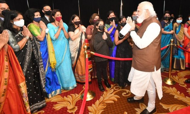 PM Narendra Modi on a Three-Day Visit to the US on President Biden's Invitation