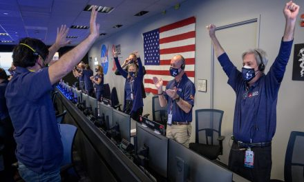 """""""I'm safe on Mars"""": NASA Perseverance survives edge-of-seat landing to touch down on Mars"""
