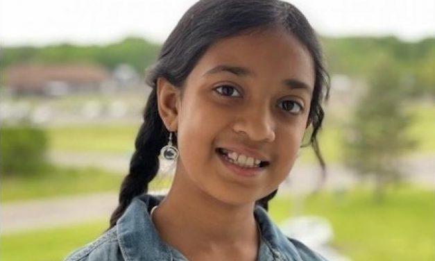 Meet 11-yo Indian American Natasha Peri – Ranked Among the Brightest Students in the World