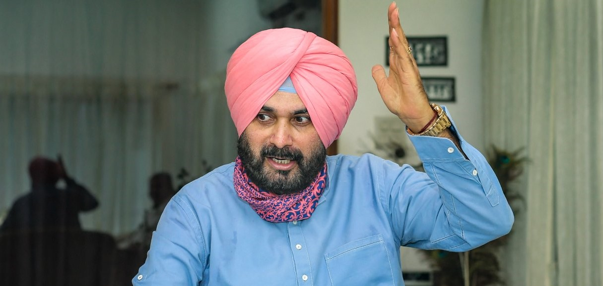 Navjot Singh Sidhu appointed as Punjab Congress 'Captain' Amid Brewing Tension