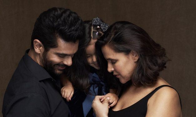 Neha Dhupia and Angad Bedi hopeful for second baby, Officially Confirms with a Fab Family Picture