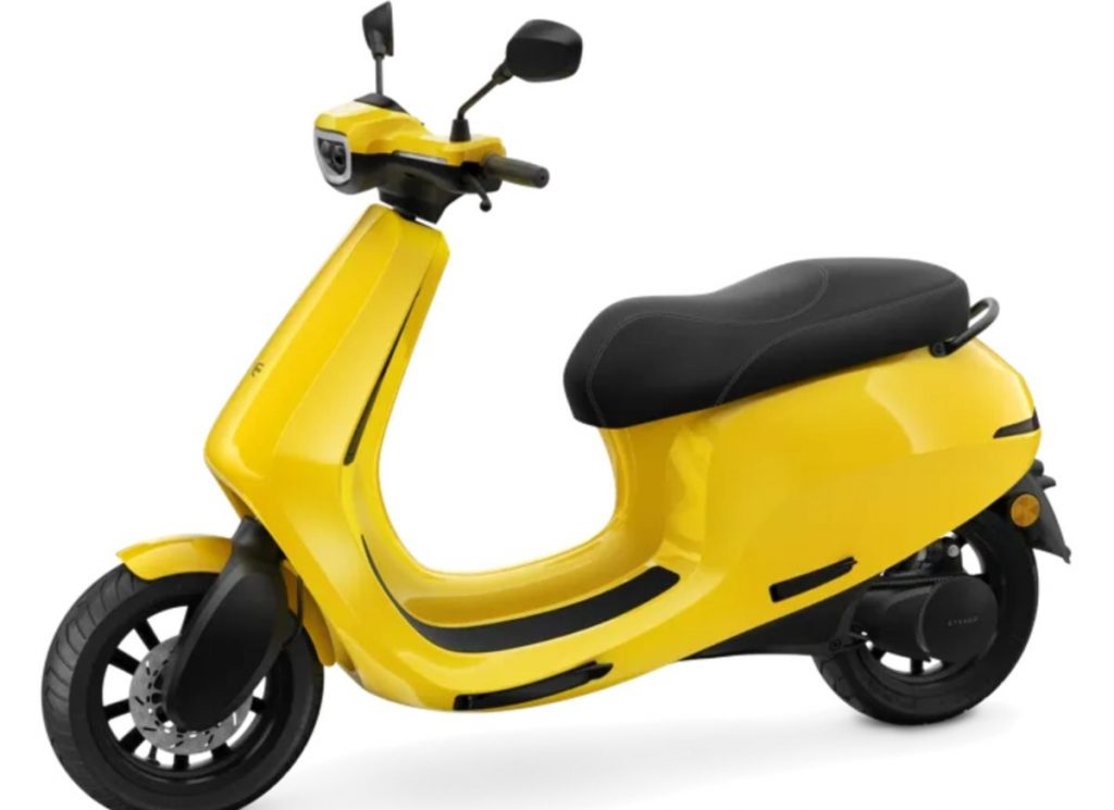 Ola-Electric-Scooter-Front-Left