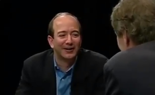 Old Video of Audience Laughing at Jeff Bezos Talking about Space Travel Goes Viral