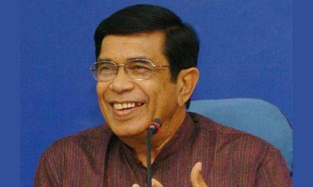 Congress Veteran & Former Union Minister Oscar Fernandes Dies At 80, Condolences Pour In