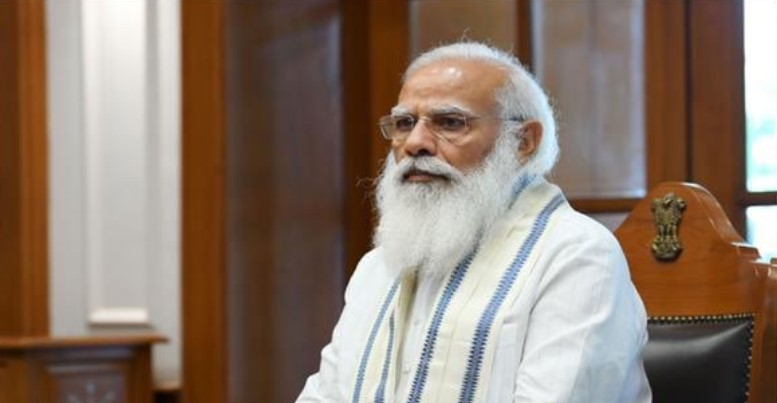 PM Modi Chairs High-Level Meeting Regarding Oxygen Availability Amid Fear of Third Wave