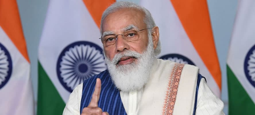 PM Modi says States will not bear the COVID-19 vaccination cost
