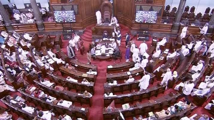 Parliament Drama on Pegasus: TMC MP Snatches IT Minister's Statement & Tears It