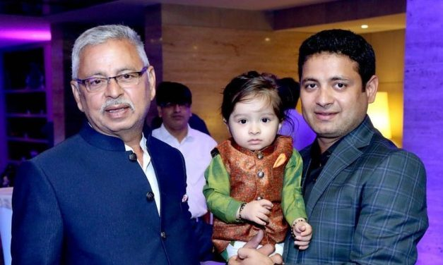 'Lost my pillar of strength' – Indian spinner Piyush Chawla's father succumbs to COVID-19