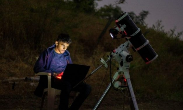16-year-old amateur photographer from Pune spends 40 hours to process 50,000 images for clearest Moon pic