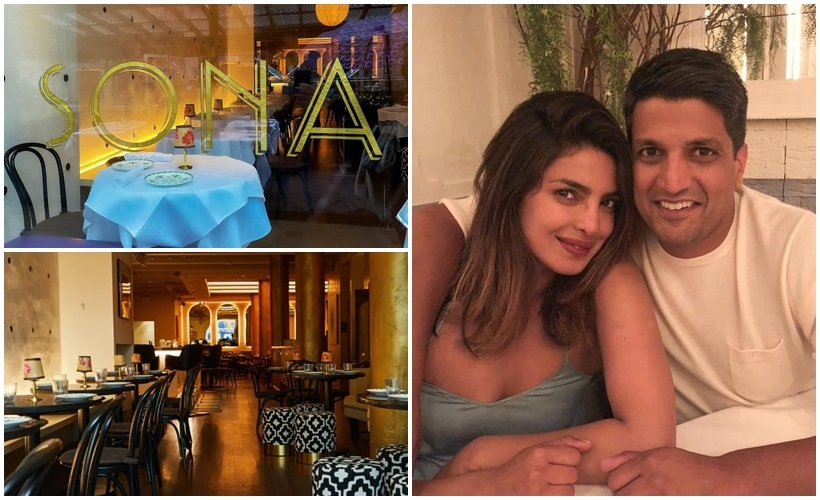 Priyanka Chopra's new restaurant 'Sona' opens for business in New York; Take a tour of restaurant here
