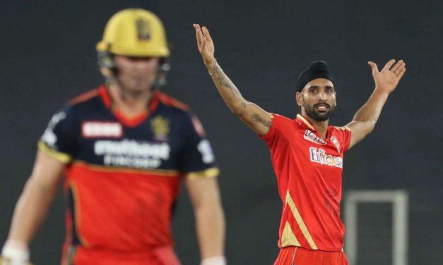 RCB VS PBKS: Punjab's KL Rahul 91-run knock and Harpreet Brar 3 wickets stuns RCB