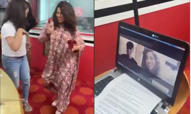 Red FM RJ Malishka's 'Inappropriate' Dance for Neeraj Chopra over Video Call, Faces Backlash