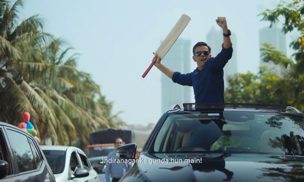 Rahul Dravid loses his cool in new CRED ad; Trending number 1 on Twitter