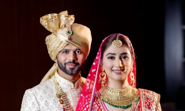 Rahul Vaidya and Disha Parmar finally Tied the Knot, Take a Look Inside the Most Anticipated Wedding