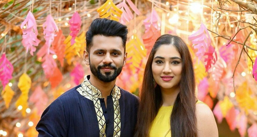 Rahul Vaidya and Disha Parmar to Tie Knot on 16th July, Aly Goni and Other Celebs Congratulate them
