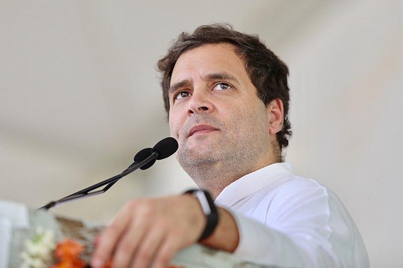 Emergency by Indira Gandhi was a 'mistake' says Rahul Gandhi