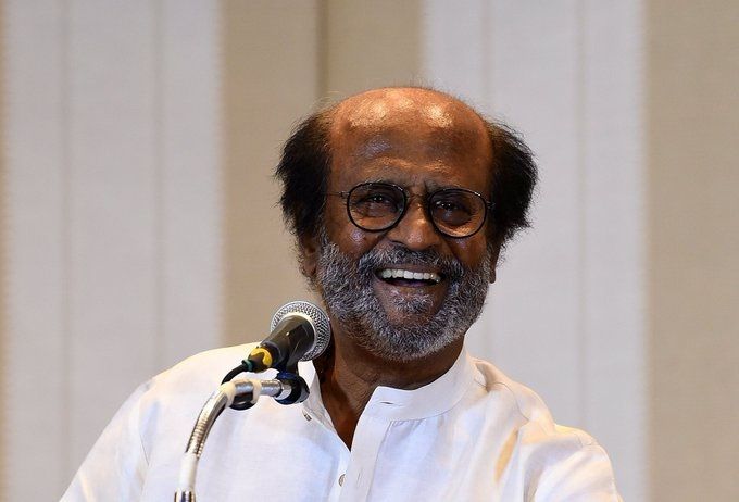 Rajinikanth to be honoured with the most prestigious film award