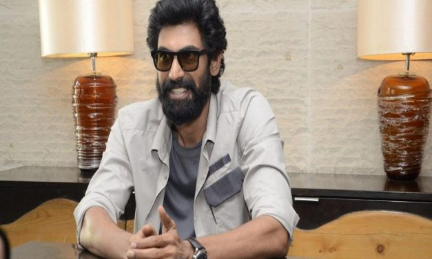 Rana Daggubati spills beans on being diagnosed with heart complications and kidney failure