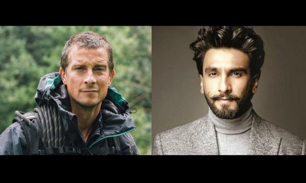 Ranveer Singh to Join Forces with Survivalist Bear Grylls for Netflix Project