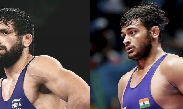 Ravi Dahiya Wins Silver in 57kg Wrestling, Deepak Punia Bows Out in Bronze Bout