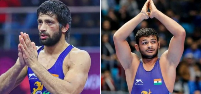 Tokyo Olympics: Wrestler Ravi Kumar Dahiya Secures Silver, Deepak Punia to Fight for Bronze