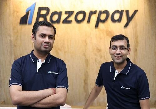 Razorpay raises $160 million in Series E Round, Valuation jumps to $3 billion