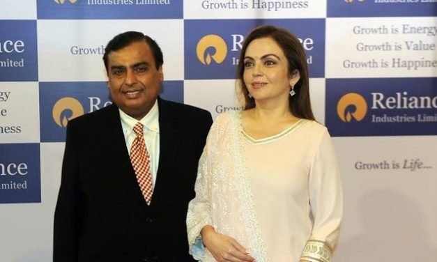Reliance Foundation and Nita Ambani to set up 1,000 bed COVID-care hospital in Jamnagar