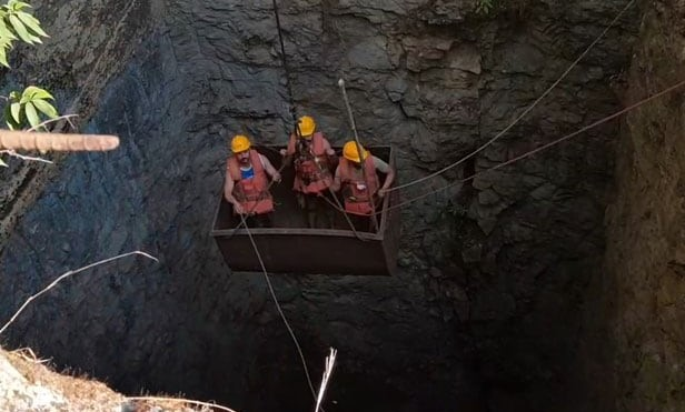 Meghalaya Miners: Indian Navy Called to Rescue Miners Stuck in Illegal Mine for 12 Days