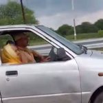 90-Year-Old Woman in MP Takes to Highway After Learning Driving, MP CM Lauds Her
