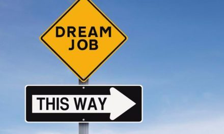 10 Simple Steps to get your dream job. We all are already doing the 4th one.