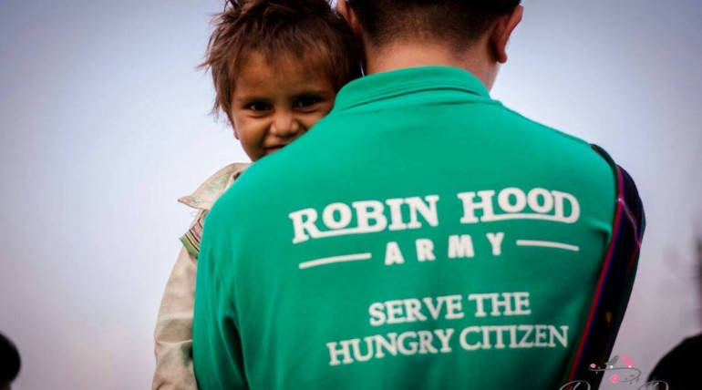 Harvard Students will now study about Indian NGO Robin Hood Army. See Why?