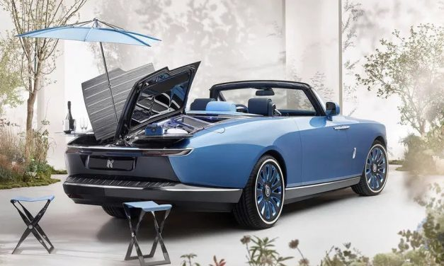 Rolls-Royce unveils 'Boat Tail'- the world's most expensive car