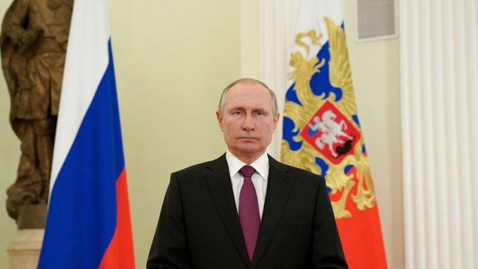 Russia President Vladimir Putin signs legislation that can make him President till 2036