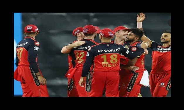 SRH VS RCB: SRH suffers 6-run defeat thanks to RCB spinner Shahbaz Ahmed's 3-wicket haul