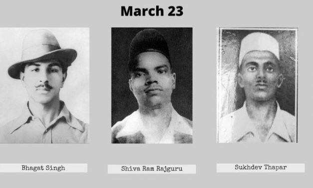 India Celebrates Shaheed Diwas 2021: Remembers Bhagat Singh, Sukhdev Thapar and Shivaram Rajguru