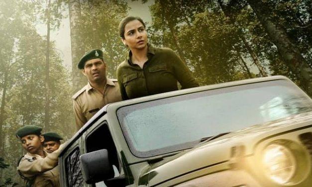 Sherni Review: Vidya Balan steals the show as she roars out loud as a tigress on adventure